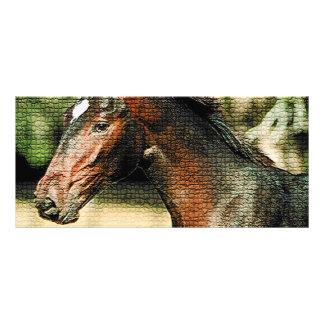 Tarjeta del estante de las tejas de mosaico del ca tarjetas publicitarias personalizadas