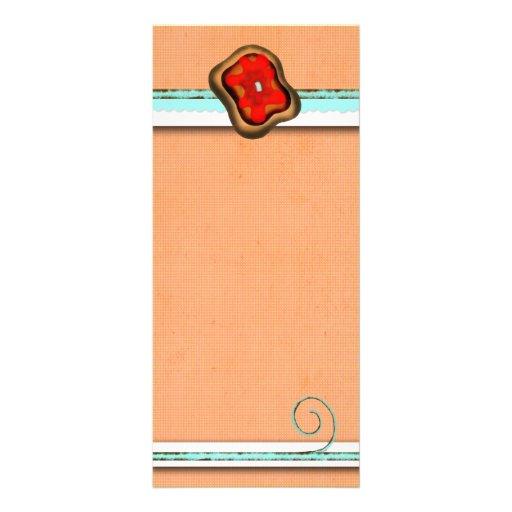 Tarjeta del estante de Rupydetequila Plantillas De Lonas