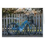 Tarjeta del este de la bicicleta de Hampton