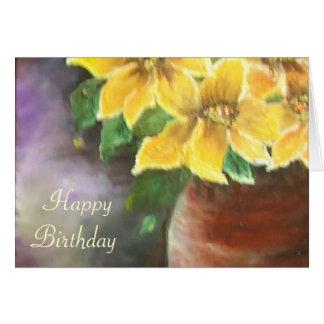 Tarjeta del feliz cumpleaños
