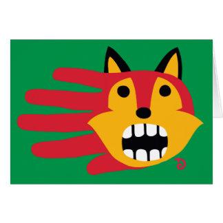Tarjeta del Fox