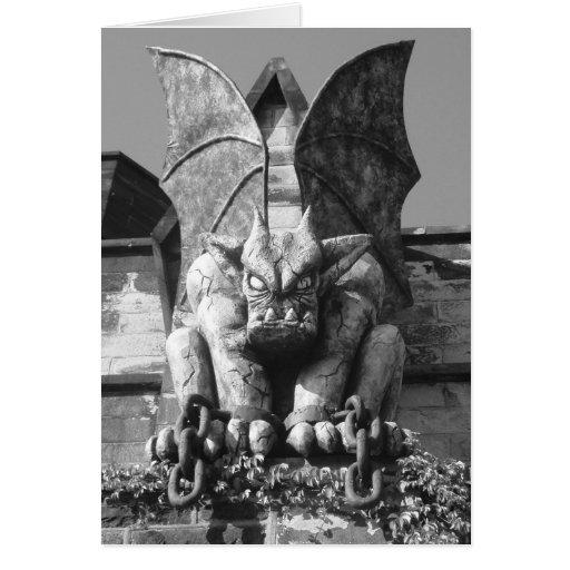Tarjeta del Gargoyle