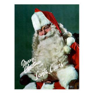 Tarjeta del Gigante-Poste - Felices Navidad de San Tarjetas Postales