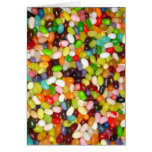Tarjeta del Jellybean