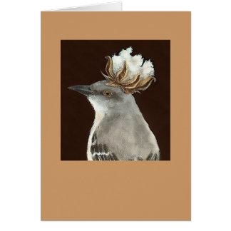 tarjeta del mockingbird, Bucephelus