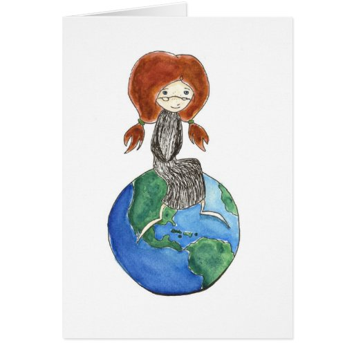 Tarjeta del mundo