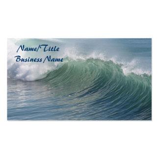 Tarjeta del negocio/del perfil del esplendor del tarjetas de visita