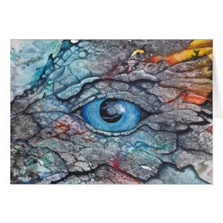 Tarjeta del ojo del dragón de PMACarlson