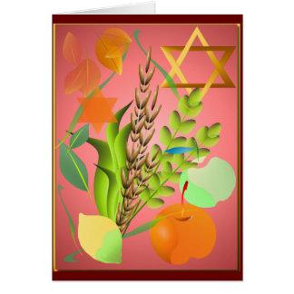 Tarjeta del Passover Seder_2