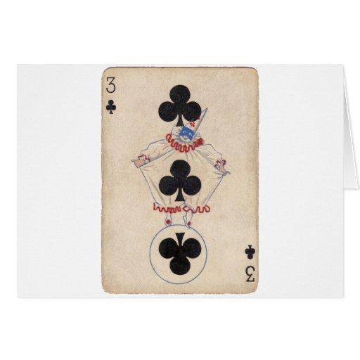 tarjeta del payaso