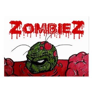 Tarjeta del perfil de ZombieZ Tarjeta De Visita