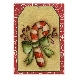 Tarjeta del recinto del navidad/etiqueta - SRF Tarjeta De Visita
