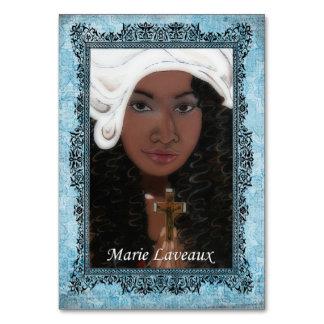 Tarjeta del rezo de Marie Laveaux