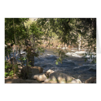 ¡Tarjeta del río de Núcleo de condensación!