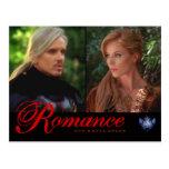 Tarjeta del Romance-Poste Postales
