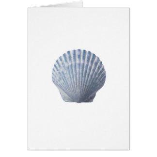 Tarjeta del Seashell