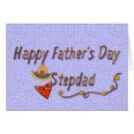 Tarjeta del Stepdad del día de padre