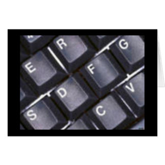 Tarjeta del teclado