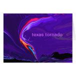 tarjeta del tornado
