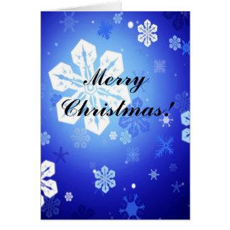 Tarjeta del tramposo de las Felices Navidad