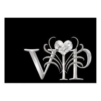 Tarjeta del VIP para los clientes - SRF Tarjeta De Visita