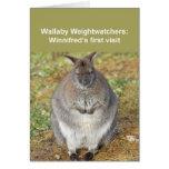 Tarjeta del Wallaby
