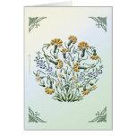 Tarjeta del Wildflower