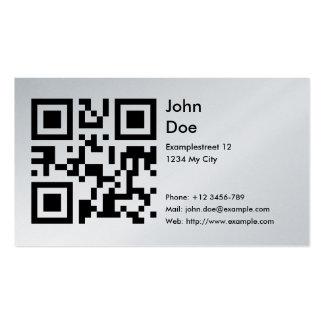 Tarjeta (dirección, teléfono, correo electrónico, tarjetas de visita