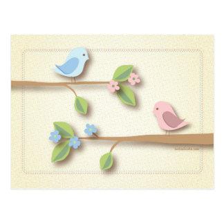 Tarjeta dulce de los consejos de la fiesta de bien tarjetas postales