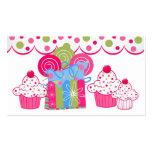 Tarjeta dulce del recinto del regalo - SRF Plantillas De Tarjeta De Negocio