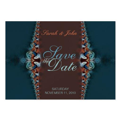 Tarjeta elegante del boda y de las invitaciones de tarjeta de visita