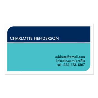 Tarjeta elegante del curriculum vitae del empleo d tarjeta de visita