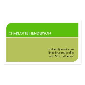 Tarjeta elegante del curriculum vitae del empleo d tarjeta de negocio