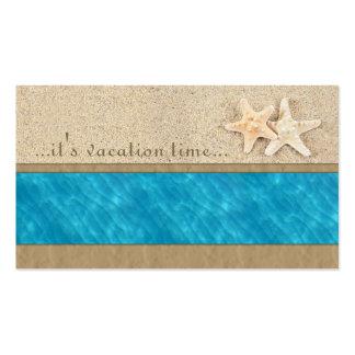 Tarjeta exótica del negocio de representación del  tarjetas de visita