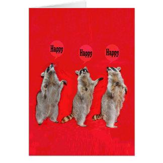 tarjeta feliz