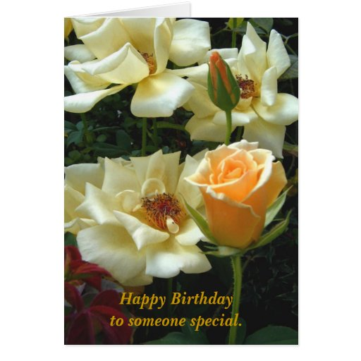 Tarjeta feliz de Birthday_