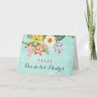 Tarjeta / Feliz Dia de las Madres Card