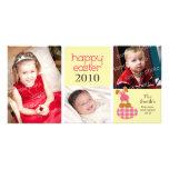 Tarjeta feliz dulce modificada para requisitos par tarjeta personal con foto