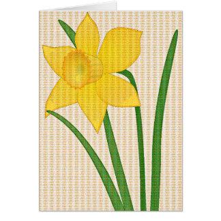 tarjeta feliz feliz de la primavera de pascua con