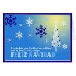 Tarjeta Feliz Navidad | Merry Christmas Card