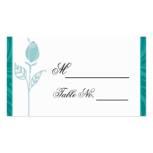 Tarjeta gráfica subió trullo del lugar del boda tarjetas personales