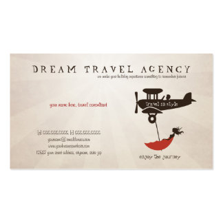Tarjeta ideal del negocio de representación del vi tarjetas de visita