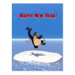 Tarjeta Mk.II del Año Nuevo de Tommy Postal