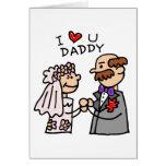 Tarjeta: Padre de la novia
