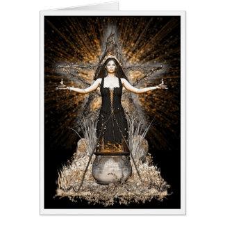 Tarjeta pagana - Spellweaver II