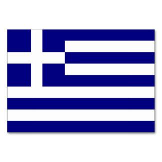 Tarjeta patriótica de la tabla con la bandera de G