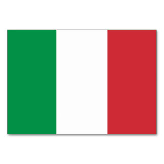 Tarjeta patriótica de la tabla con la bandera de I