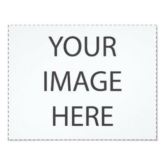 """tarjeta personalizada invitación 4.25"""" x 5.5"""""""