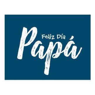 Tarjeta postal - Feliz Día Papá