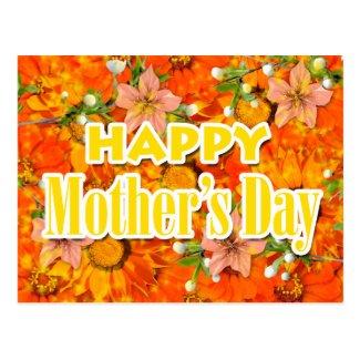 Tarjeta postal - Happy Mother's Day